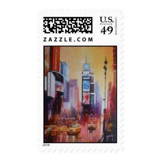 Franqueo del Times Square