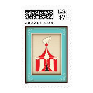 Franqueo del top grande del fiesta del carnaval timbres postales