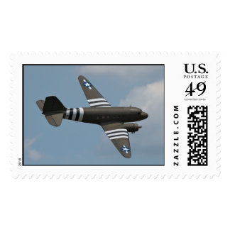 Franqueo del transporte del C-47