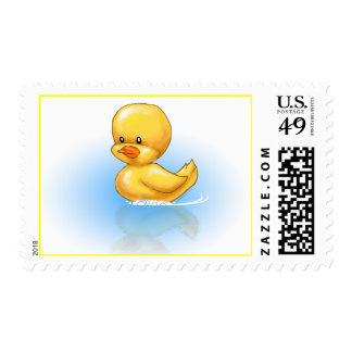 Franqueo Ducky Estampillas