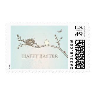 Franqueo feliz de Pascua Sello Postal