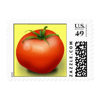 Franqueo fresco del tomate