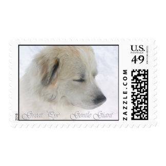 franqueo gigante apacible sellos postales