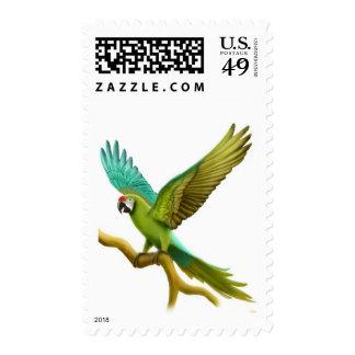 Franqueo militar del Macaw