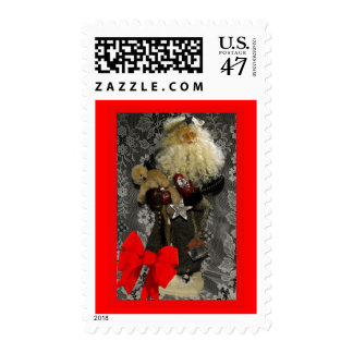 Franqueo permanente de Santa Timbres Postales