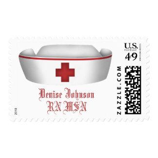Franqueo personalizado de las enfermeras