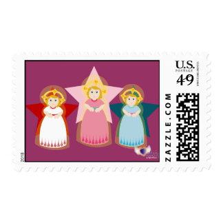 Franqueo-Personalizar divino del niño