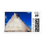 Franqueo-Pirámide del mago - Uxmal, México