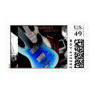 Franqueo sin título timbres postales