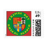 Franqueo vasco sellos postales
