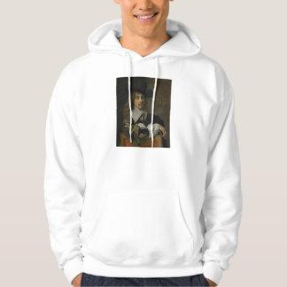 Frans Hals Art Hoodie