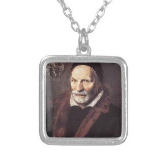 Frans Hals- Jacobus Zaffius Necklace