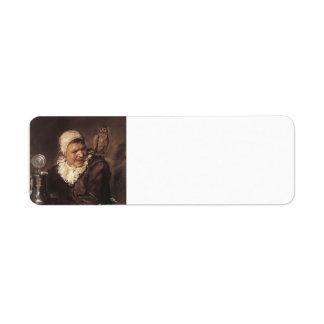 Frans Hals- Malle Babbe Labels