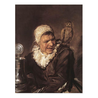 Frans Hals- Malle Babbe Postcard