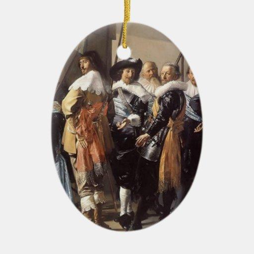 Frans Hals- Meagre Company Ornaments Para Arbol De Navidad