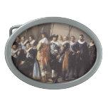 Frans Hals- Meagre Company Hebillas De Cinturon