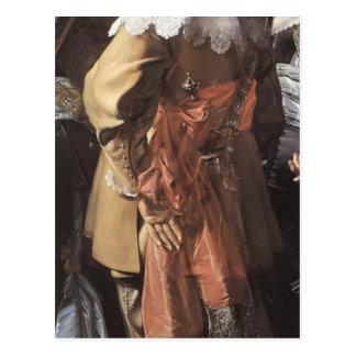 Frans Hals- Meagre Company Postales