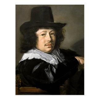 Frans Hals- Portrait of a Young Man Postcard