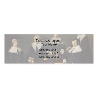 Frans Hals-Regentesses of the Old Men s Almhouse Business Cards