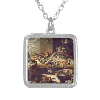 Frans Snyders- Fish Shop Pendant