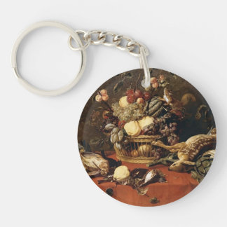 Frans Snyders- Still Life Acrylic Key Chains