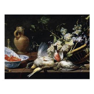 Frans Snyders- Still Life Postcards