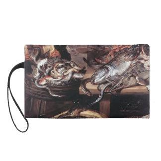 Frans Snyders- The Fishmonger Wristlet