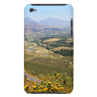 Franschhoek View Case-Mate iPod Touch Case