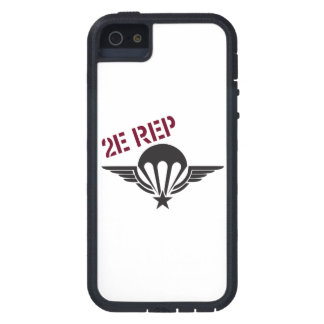 Franse Parawing 2e REP iPhone 5 Cover