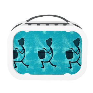 Frantic Drummer Lunchbox