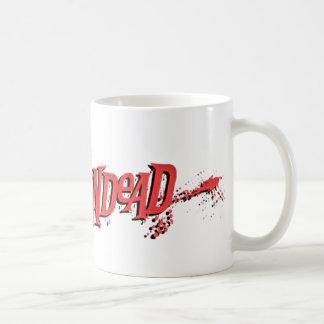 """""""Frantic Undead"""" Splatter Logo Coffee Mug"""