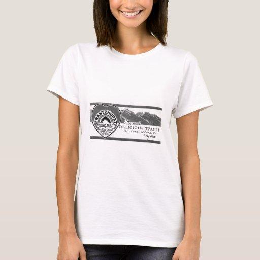 Frantzhurst Rainbow Trout Farm T-Shirt