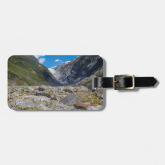 Franz Josef Glacier, New Zealand Bag Tag