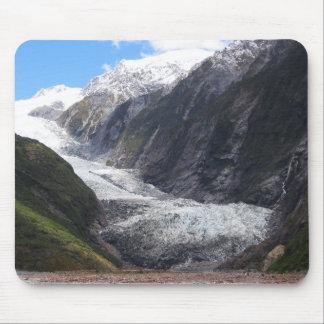 Franz Josef Glacier, New Zealand Mouse Pad