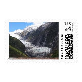 Franz Josef Glacier, New Zealand Postage