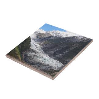 Franz Josef Glacier, New Zealand Tile