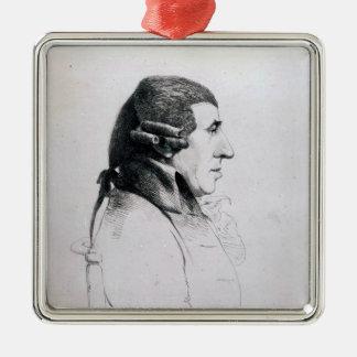 Franz Joseph Haydn, 1809 Metal Ornament