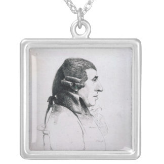 Franz Joseph Haydn, 1809 Silver Plated Necklace