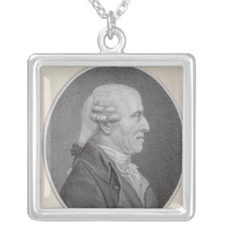 Franz Joseph Haydn Silver Plated Necklace