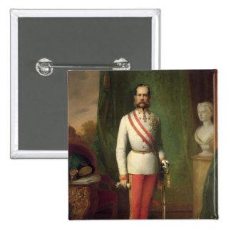 Franz Joseph I Buttons