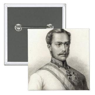 Franz Joseph I, Emperor of Austria 2 Button