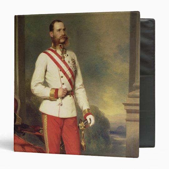 Franz Joseph I, Emperor of Austria Binder