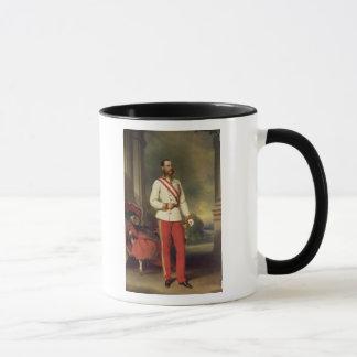Franz Joseph I, Emperor of Austria Mug