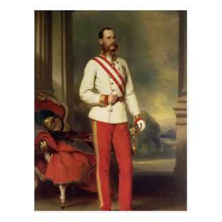 Franz Joseph I, Emperor of Austria Postcard