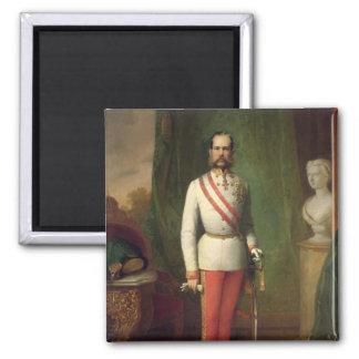 Franz Joseph I Magnet