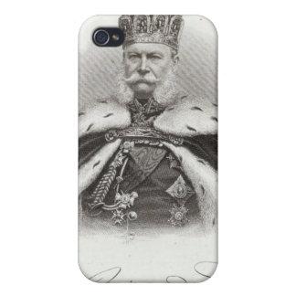 Franz-Joseph I of Austria Covers For iPhone 4