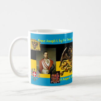 Franz Joseph I of Austria Hungary Classic White Coffee Mug