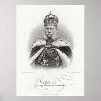 Franz-Joseph I of Austria Poster