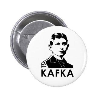 Franz Kafka 2 Inch Round Button