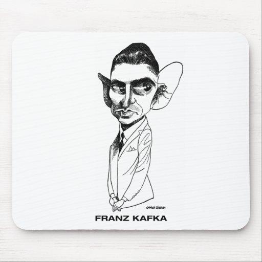 Franz Kafka Mousepad